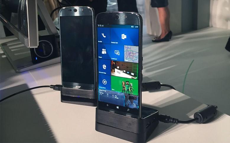 Beda dengan Lumia, Acer Jade Primo Langsung Sepaket dengan Continuum Dock, Keyboard, & Mouse