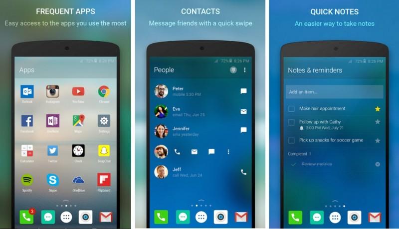 """Microsoft """"Smart"""" Arrow Launcher Sudah Bisa Kamu Download di Google Play"""
