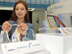Inilah Prototype Baterai Generasi Baru Temuan Samsung yang Tipis dan Bisa Ditekuk Lentur