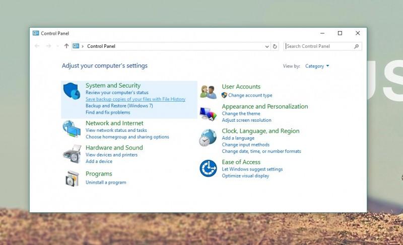 Control Panel Sepertinya Bakal Diilangin Total dari Windows 10