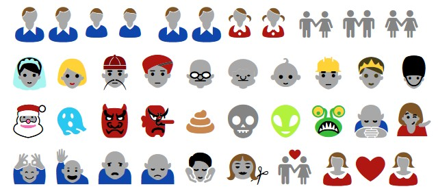 Cara Membuka Emoticon di Windows 10