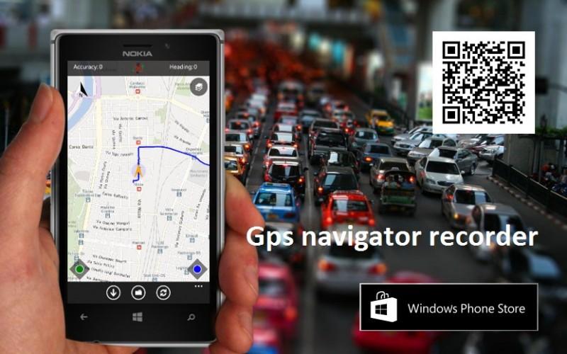 GPS Navigator Recorder: Apps Wajib Bagi Kamu yang Gak Pengen Nyasar (Mantab untuk Menemani HERE Drive)