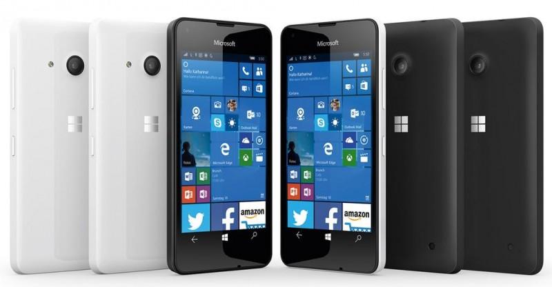 Desain Lumia 550 Muncul Lagi ke Publik, Kini Lebih Jelas