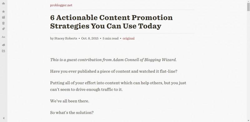 6 Tools untuk Menyimpan Artikel Menarik yang Kamu temukan di Web (dan Membacanya di Lain Waktu)