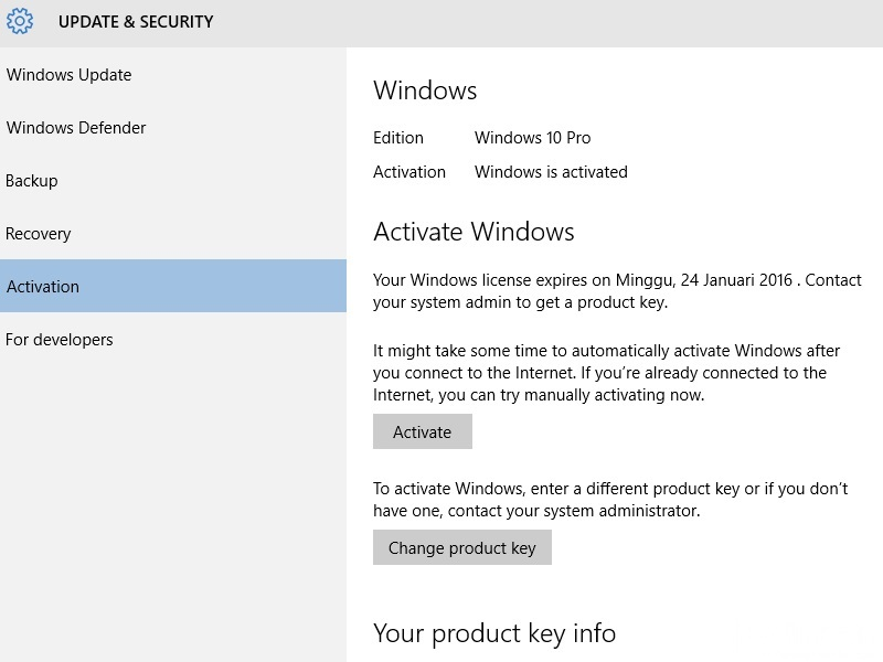 Bisakah Ganti dari Windows 10 32-bit ke Windows 10 64-bit?