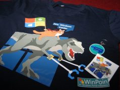 Progress Report: Kaos Windows Insider Sudah Mulai Dikirimkan via JNE (Gelombang 1)