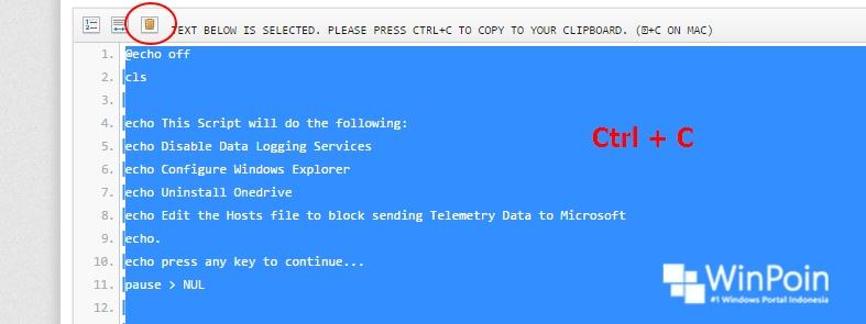 """7 Tool Gratis Bagi Kamu yang Tidak Ingin """"Dimata-matai"""" Windows 10"""