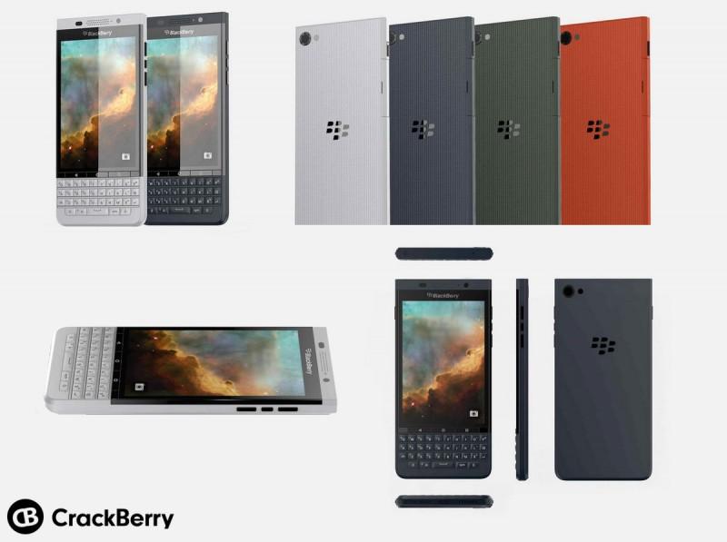 BlackBerry Ketagihan Bikin Smartphone Android: Inilah Vienna, BB Android Kedua!