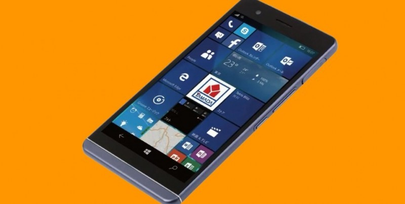 "Yamada Denki Segera Merilis Windows 10 Mobile Tertipis di Dunia Bernama ""Every Phone"""