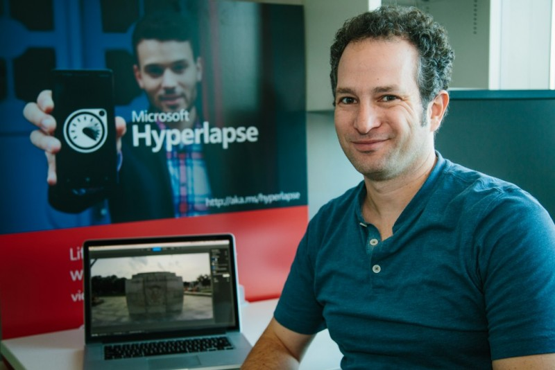 Principal Program Manager di Microsoft Technology and Research, Josh Weisberg