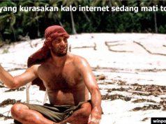 Berapa Lama Gangguan Koneksi Internet Terlama yang Pernah Kamu Alami dari ISP? #Tanya