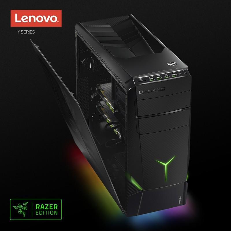 Lenovo Bekerjasama dengan Razer untuk Merilis PC Gaming Windows 10 Garang!