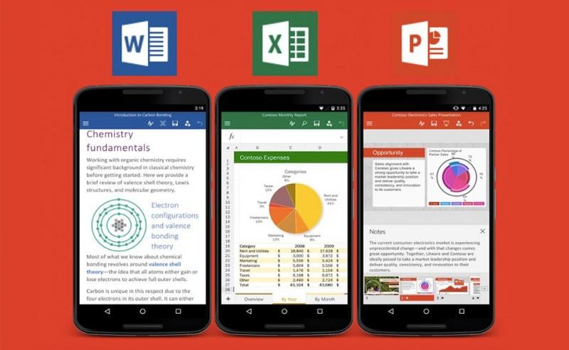 Microsoft Office untuk Android Mendapatkan Update Mayor, Apa yang Baru?