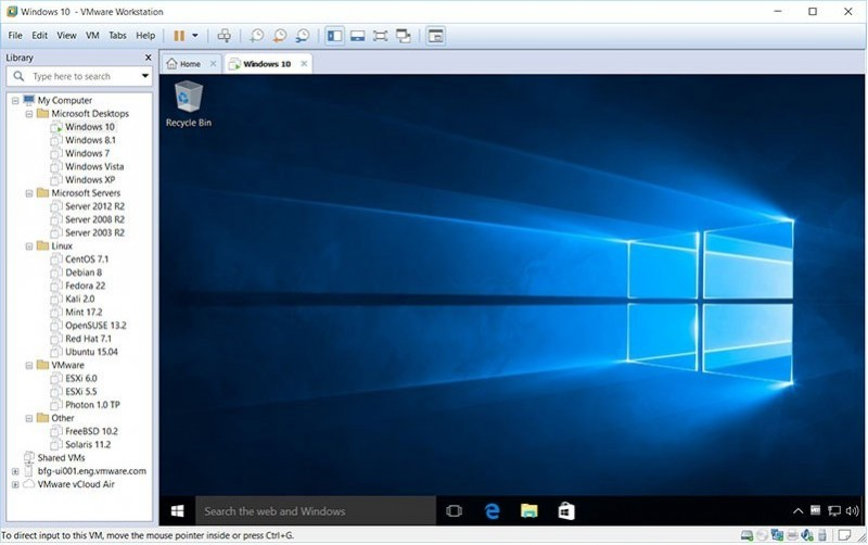 3 Software Terbaik untuk Membuat Virtual Machine di Windows