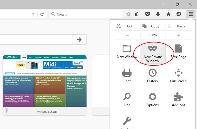 Firefox 42 Dirilis dengan Fitur Andalan Baru: Tracking Protection, Apa Itu dan Gimana Cara Menggunakannya?