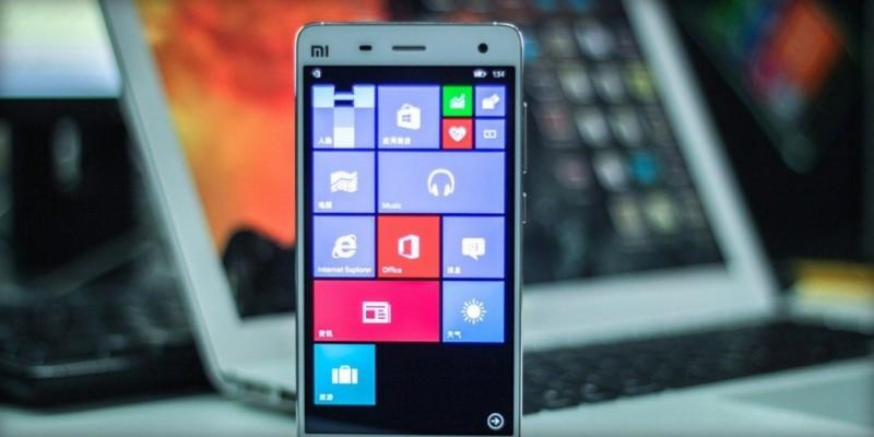 Windows 10 Mobile Beta untuk Xiaomi Mi 4 Android Dirilis Akhir Bulan Ini?