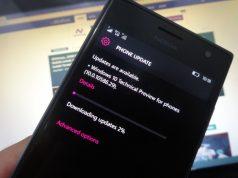 Cek Phone Update Kamu, Ada Kumulatif Update untuk Windows 10 Mobile