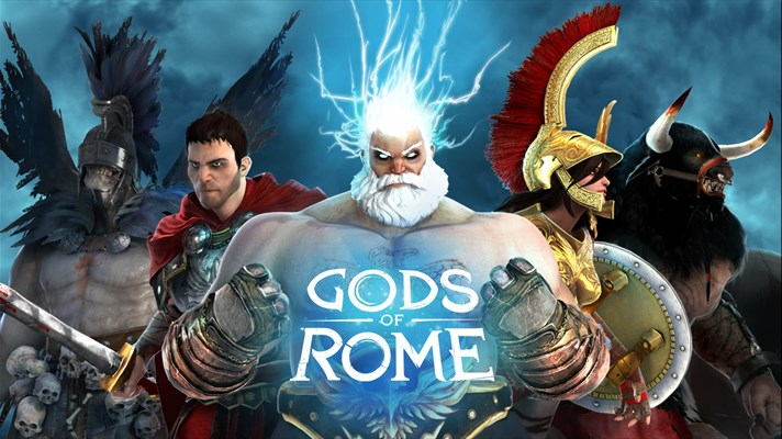 Gods of Rome-1