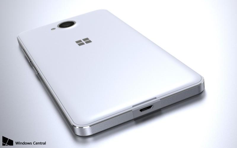 Wow..Desain Lumia 650 Sungguh Keren dan Elegan dengan Dibalut Metal!