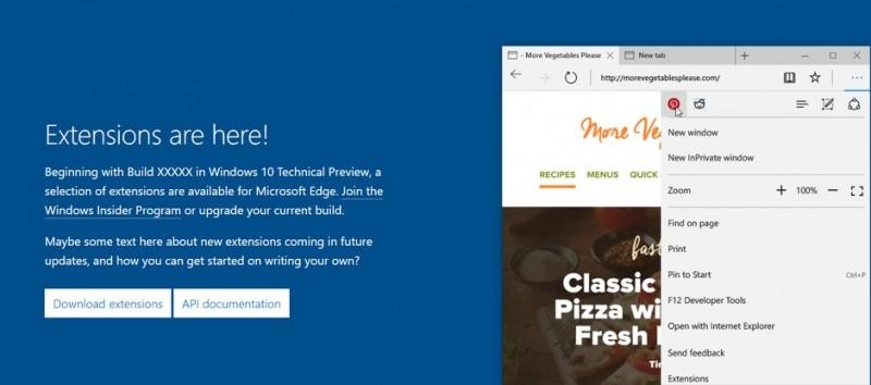 Microsoft Edge Extension-1