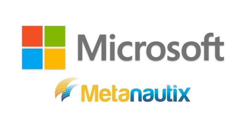 Metanautix resmi di boyong ke Microsoft