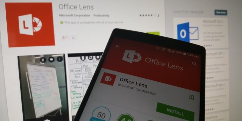 Menang Tandang : Microsoft Office Lens, Word, dan Skype Masuk Jajaran Google apps Terbaik 2015