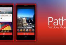 Path-windows-phone