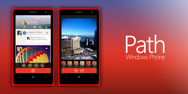 Path-windows-phone