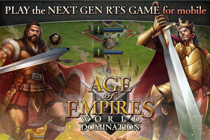Age of Empires: World Domination Dirilis untuk iOS dan Android, Tetapi Tidak untuk Windows Phone