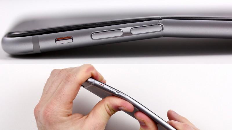 bend iphone 6 plus