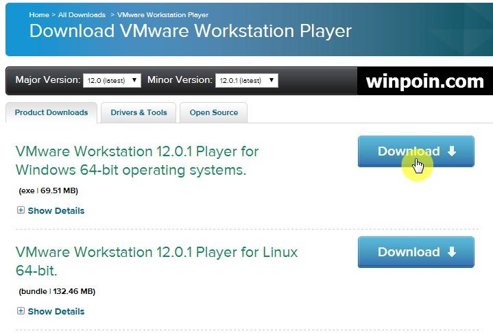 Cara Download dan Install VMware Workstation Player (Free)