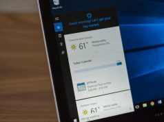 Di Windows 10 Redstone, Cortana Bisa Muncul Dimana Saja