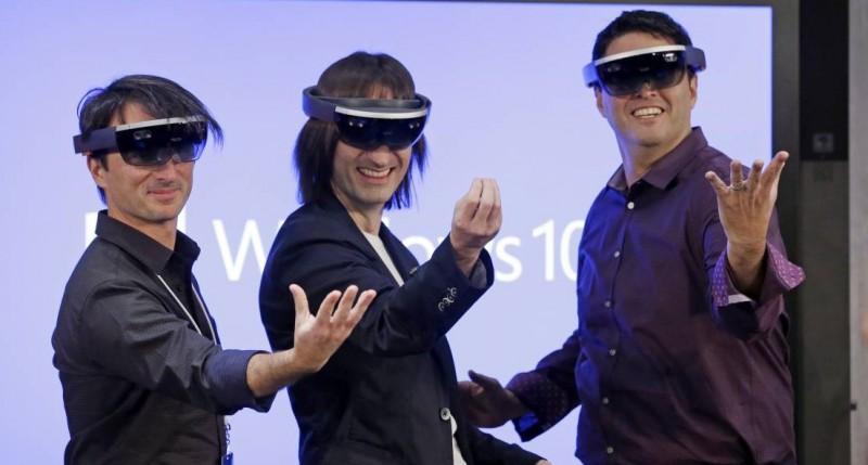 Kerja Sama dengan NASA , Microsoft Bawa Hololens Ke Ruang Angkasa