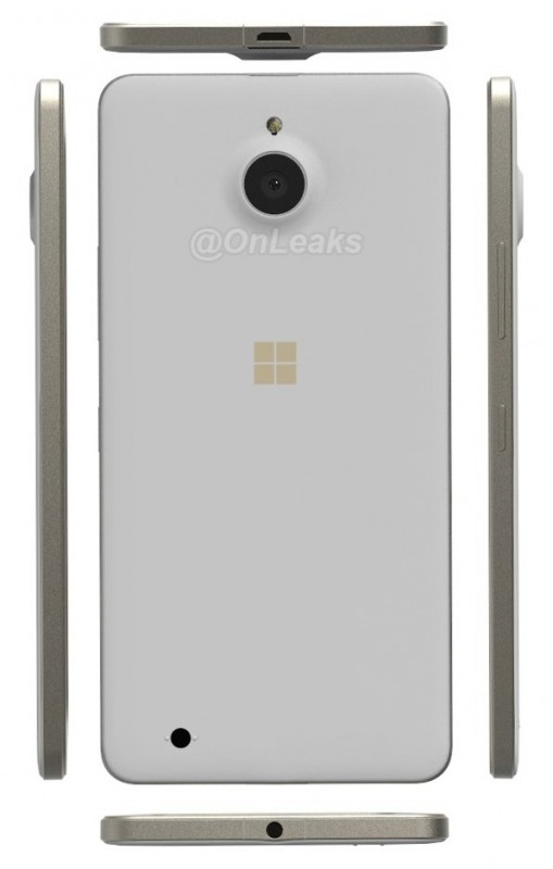 Inilah Desain Lumia 850, Windows 10 Mobile Smartphone di Kelas Mid-End (Video)