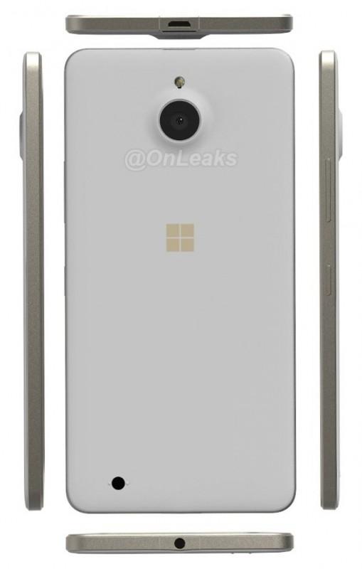 Inilah Desain Lumia 850, Windows 10 Mobile Smartphone di Kelas Mid-End (Video)