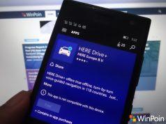 Yeah..HERE Apps Sudah Kembali Muncul di Windows Store!