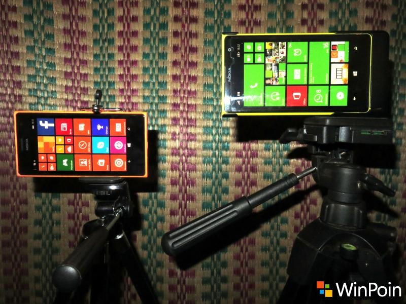 Cara Mengambil Foto Timelapse Menggunakan Aplikasi Proshot di Lumia