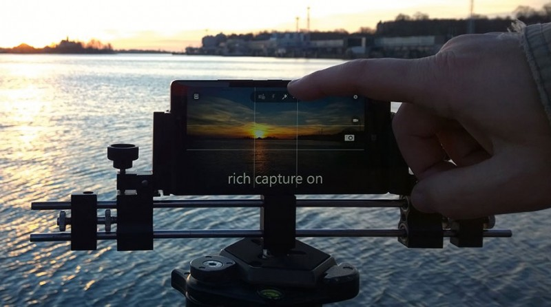"Windows 10 Mobile Camera Bakal Dilengkapi Fitur ""Force HDR"""