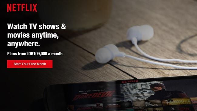Netflix-Web