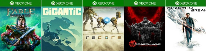 New Xbox and Windows 10 Game