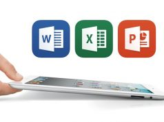 Barisan Produktivitas Microsoft Office iOS Kini Support 3D Touch