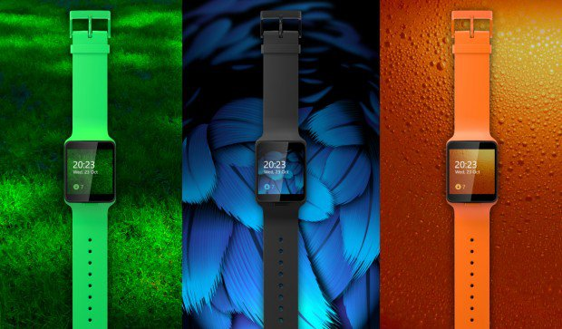 Prototype Smart Watch Nokia