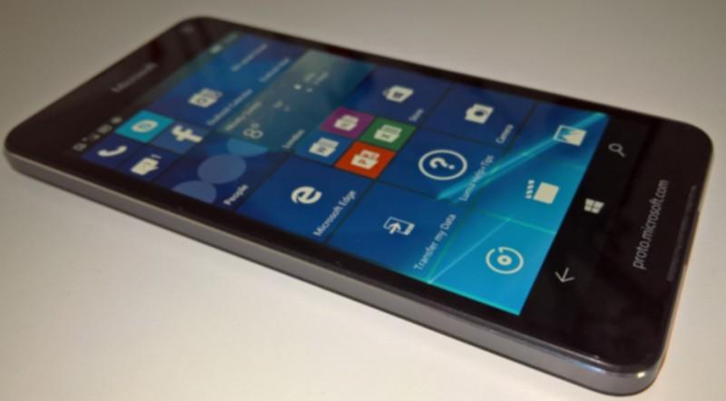 Real Lumia 650