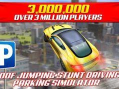 Roof Jump Car Parking