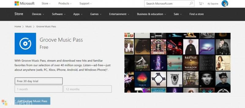 Tips Menggunakan Groove Music