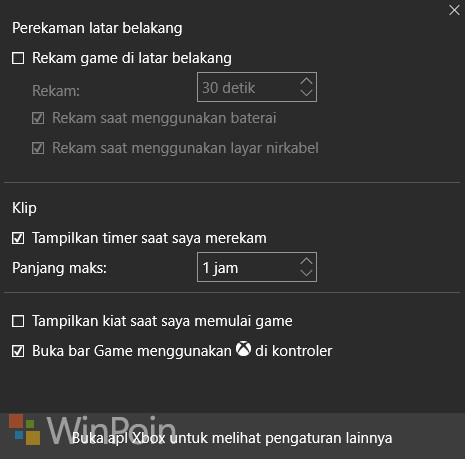 Merekam Game di Windows 10 Tanpa Aplikasi Tambahan