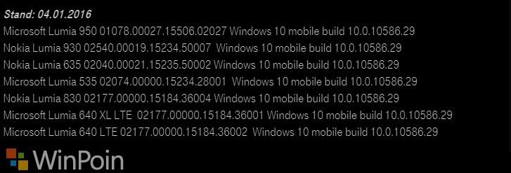 Windows 10 Mobile Rilis T-Mobile Germany