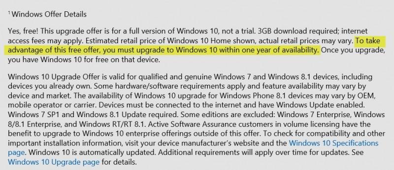 Apa Yang Akan Terjadi Pada Upgrade Gratis Windows 10 Setelah Tanggal 29 Juli 2016?