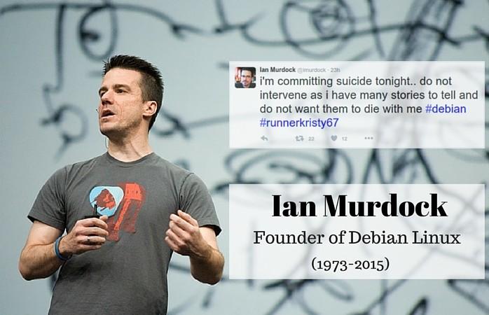 Founder Debian Linux Meninggal Dunia di Usia 42 Karena Bunuh Diri?