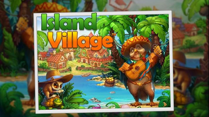 island village5